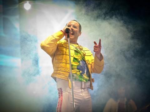 Queen tribute night - Mercury