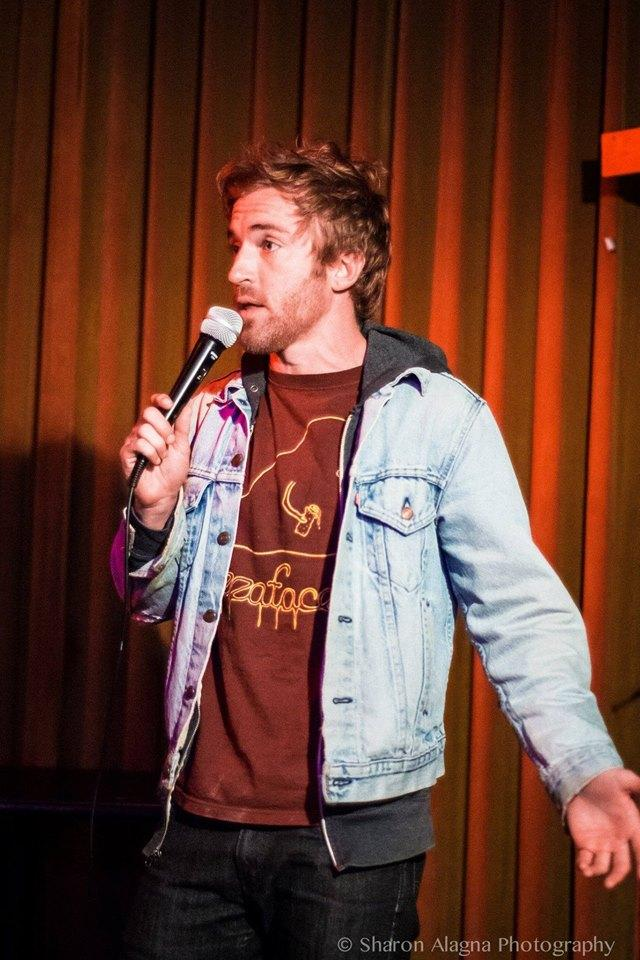 Comedy night With Russell Hicks, 8pm