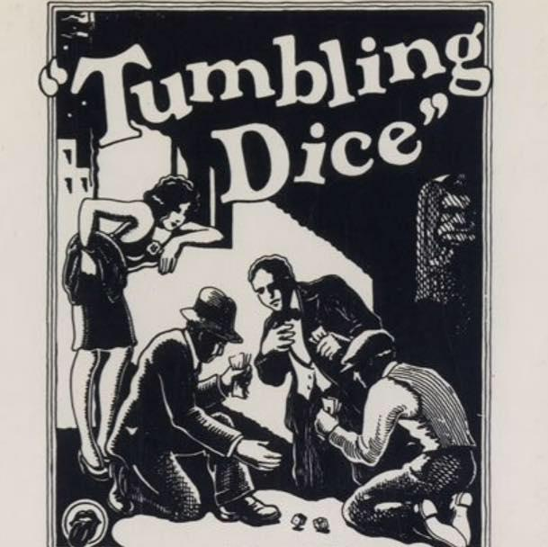 Bank holiday live music in the garden - Tumblin Dice