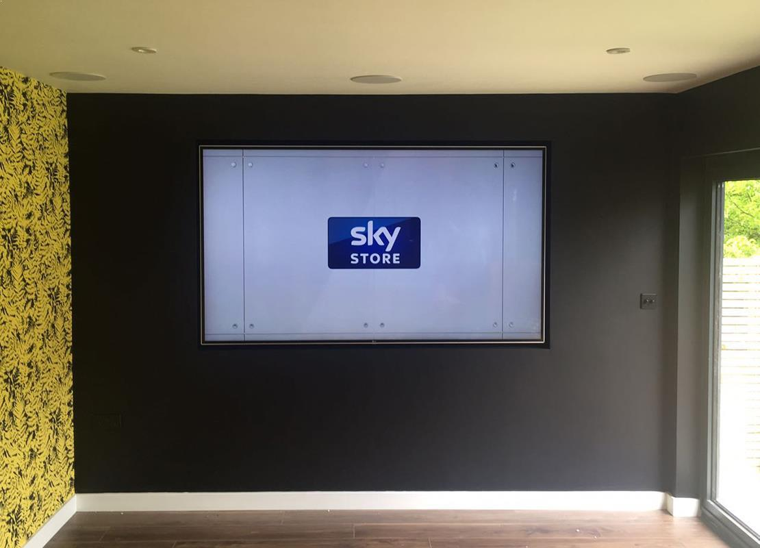 largetv-installation