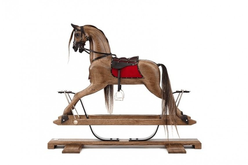 extra-large-dark-waxed-oak-rocking-horse-on-springs-min