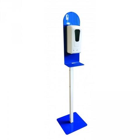 Floor mounted dispenser